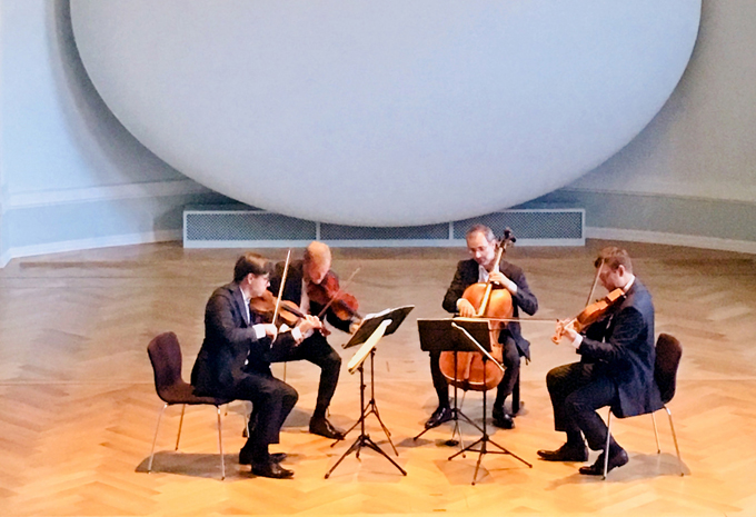 Zemlinsky Quartett in Basel